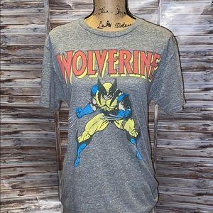 Marvel Wolverine T-shirt          A1007